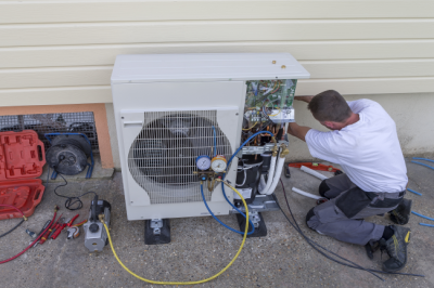 Marion, IN homeowners can have total comfort control with a ducless mini split system.